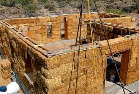Строительство дома своими руками материалы